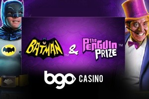 3 New Batman-themed slots at bgo casino