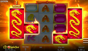Quickspin launches a new gaming machine Phoenix Sun