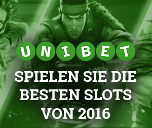 Unibet offers the Best of 2016 promotion with a prize pool of £10K