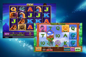 The company Playtech presented two new slot machines in 2017