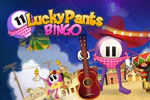 Reviewed Lucky Pants Bingo Casino for all its readers