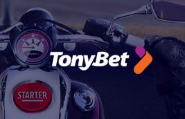 Tonybet Review – 120 Free Spins And Up To €100 Bonus for Beginners
