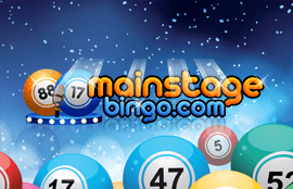 Mainstage Bingo Review – 100% Welcome Bonus up to $100