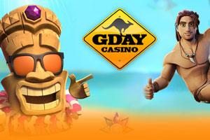 Coming soon - Gday Casino review