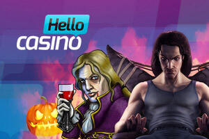 Coming soon –  Hello Casino review