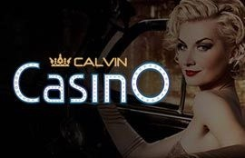 Calvin Casino –  Get Your Hands on the 100% Welcome Bonus!