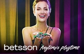 Betsson casino review – Claim up to €200 first deposit bonus