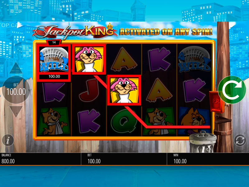 Top Cat Slot Machine