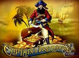 Captains Treasure kostenlos online spielen