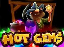 Hot Gems kostenlos online spielen