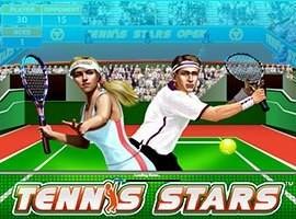 Tennis Stars kostenlos online spielen