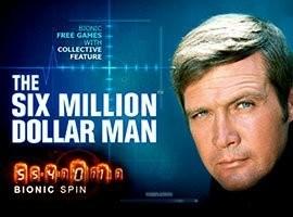 The Six Million Dollar Man kostenlos online spielen