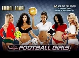 Benchwarmers Football Girls kostenlos online spielen
