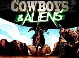 Cowboys & Aliens kostenlos online spielen