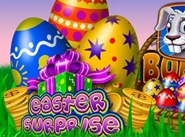 Easter Surprise kostenlos online spielen