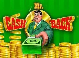 Mr. Cash Back kostenlos online spielen