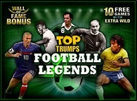Top Trumps - Football Legends kostenlos online spielen
