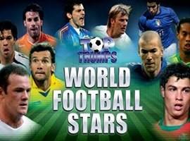 Top Trumps - World Football Stars kostenlos online spielen