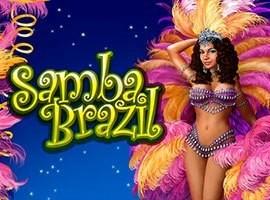 Samba Brazil kostenlos online spielen