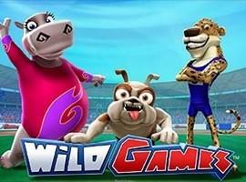 Wild Games kostenlos online spielen