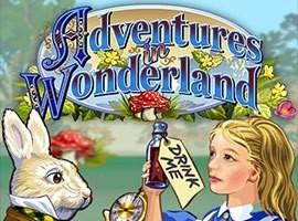 Adventures In Wonderland kostenlos online spielen
