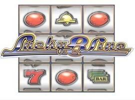 Lucky 8 Line kostenlos online spielen