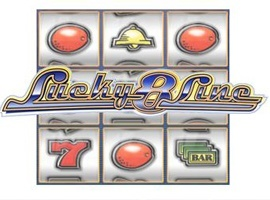 Lucky 8 lines slots