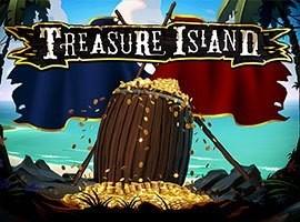 Treasure Island kostenlos online spielen