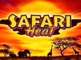 Safari Heat kostenlos online spielen