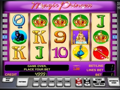 magic slots spielautomat