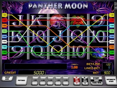 Panther Moon kostenlos