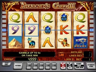 Pharaos Gold Online Spielen Kostenlos