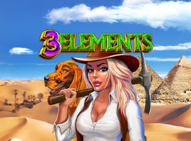 3 Elements Slot kostenlos online spielen