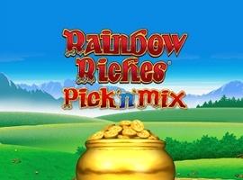 Rainbow Riches kostenlos online  spielen
