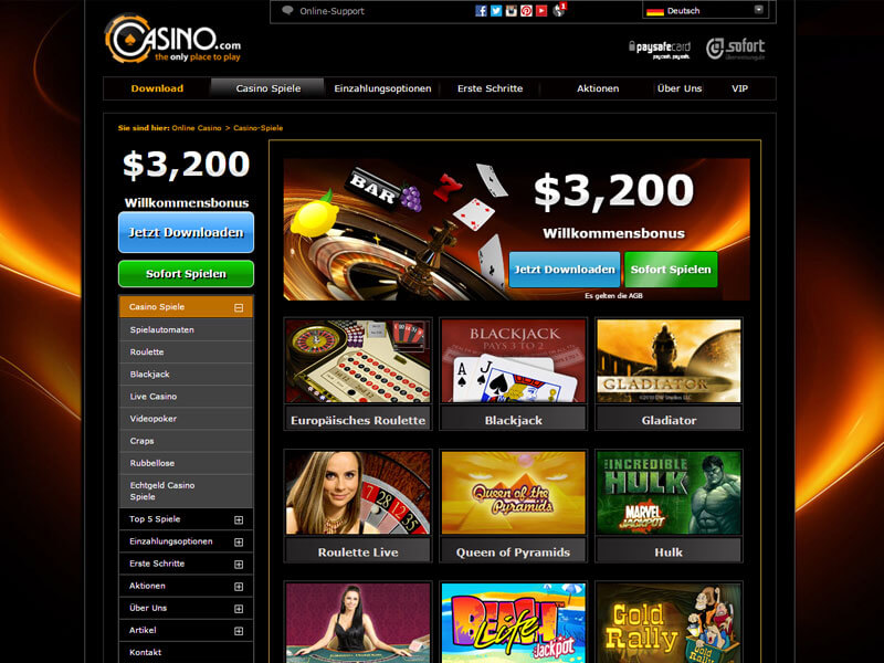 gutes merkur online casino