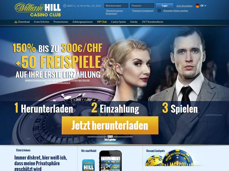 william hill casino geld verdienen