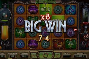 Mit Alchymedes Slot konzentriert sich Yggdrasil auf Spielablauf