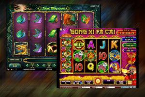 Neue Spielautomaten von IGT und Play 'N Go, die vor kurzem erschienen haben