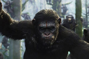 Planet of the Apes in den Casinos spielen