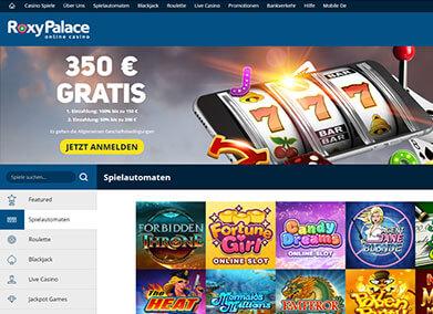 roxy palace online casino spielothek online spielen