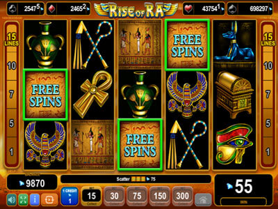besten online casino rise of ra slot machine