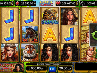 Amazonas Battle Slot