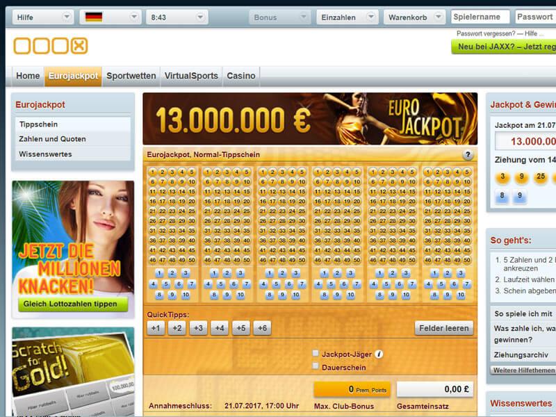 Jaxx Casino