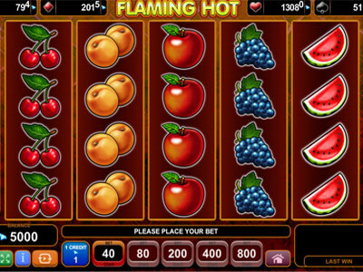 Flaming Hot Slot