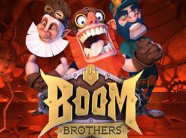Der Boom Brothers Slot hat etwas für Sie vorbereitet!