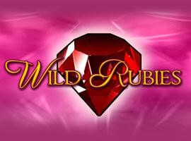 Wild Rubies Slot Spiel