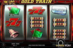 Der Slot Gold Train von Pragmatic Play