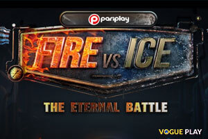 Fire vs Ice von Pariplay