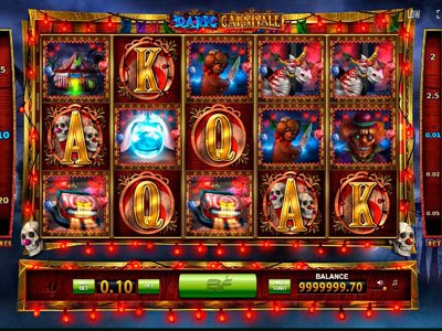 Dark Carnivale Slot