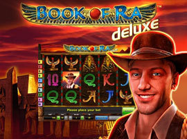 Book of Ra Deluxe auf vogueplay.com